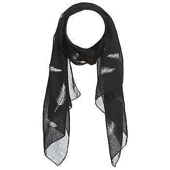 Accesorios textil Mujer Bufanda André PLUME Negro