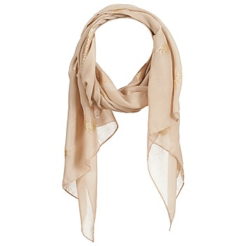 Accesorios textil Mujer Bufanda André PLUME Beige