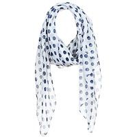 Accesorios textil Mujer Bufanda André INGRID Crudo / Marino