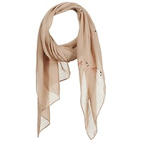 Accesorios textil Mujer Bufanda André FLAMANT Beige