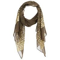 Accesorios textil Mujer Bufanda André DIANE Kaki