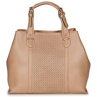 Bolsos Mujer Bolso shopping André MATHILDE Beige