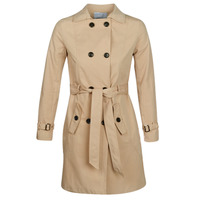textil Mujer trench Betty London JIVELU Beige