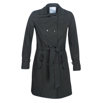 textil Mujer trench Betty London JIVELU Negro