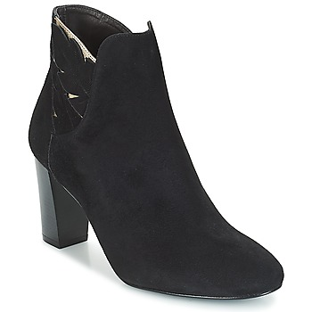 Zapatos Mujer Botines Bocage EMMANUEL Negro