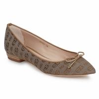 Zapatos Mujer Bailarinas-manoletinas Alberto Gozzi TINA TESSY Marrón