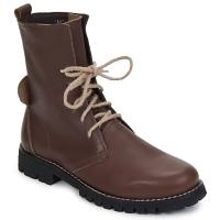 Zapatos Mujer Botas de caña baja Swamp BIKE Marrón