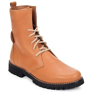 Zapatos Mujer Botas de caña baja Swamp BIKE Beige