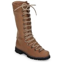 Zapatos Mujer Botas de caña baja Swamp STIVALE LACCI Marrón / Claro