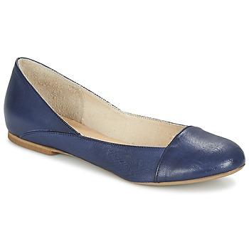 Zapatos Mujer Bailarinas-manoletinas Casual Attitude TOBALO Azul