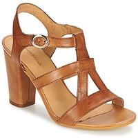 Zapatos Mujer Sandalias Casual Attitude OLILA Marrón