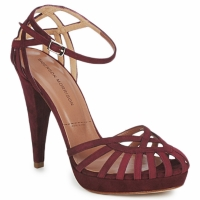 Zapatos Mujer Sandalias Sigerson Morrison CAMOSO Rum