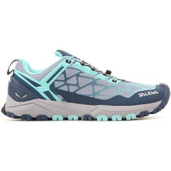 Zapatos Mujer Senderismo Salewa Domyślna nazwa azul  , gris, azul marino
