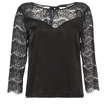 textil Mujer Tops / Blusas Betty London JYRIAM Negro