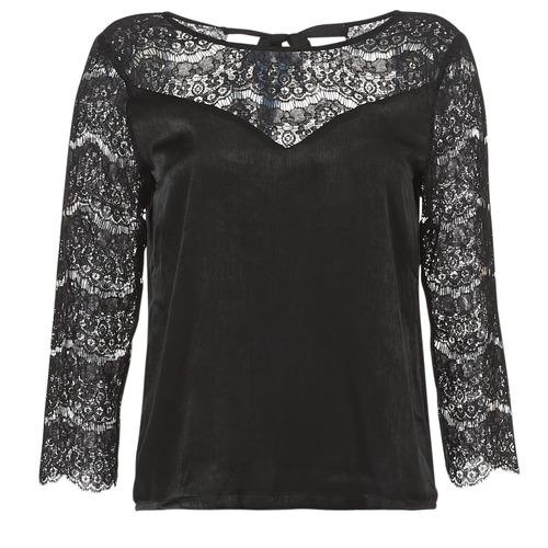 Betty London JYRIAM Negro - Envío gratis | ! - textil blusas Mujer