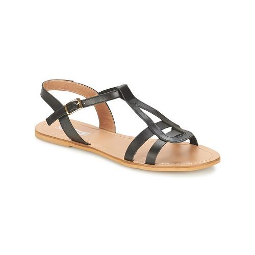 Zapatos Mujer Sandalias So Size DURAN Negro