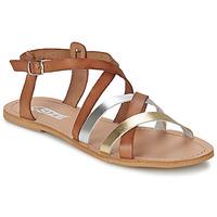 Zapatos Mujer Sandalias So Size AVELA Avellana