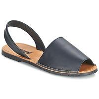 Zapatos Mujer Sandalias So Size LOJA Marino