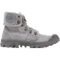 Zapatos Hombre Zapatillas altas Palladium Baggy Titanium High Rise 02478-066-M gris