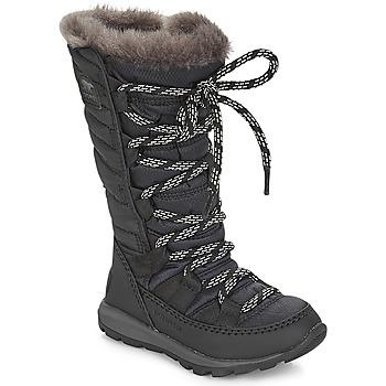Zapatos Niños Botas de nieve Sorel CHILDREN'S WHITNEY™ LACE Negro
