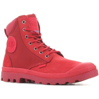 Zapatos Botas de caña baja Palladium Pampa Sport Cuff WPN 73234-653 rojo