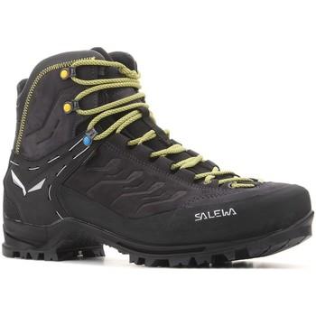 Zapatos Hombre Senderismo Salewa Domyślna nazwa negro, amarillo