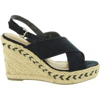 Zapatos Mujer Alpargatas Odgi-Trends 323813-B7200 DARK NAVY Azul