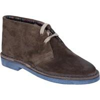 Zapatos Mujer Low boots Italiane By Coraf ITALIANE botines marrón gamuza BX656 marrón