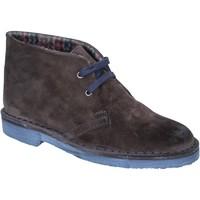 Zapatos Mujer Low boots Kep's By Coraf KEP'S botines botines marrón gamuza BX659 marrón