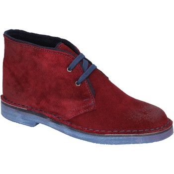 Zapatos Mujer Low boots Miss 20 By Coraf BX663 rojo
