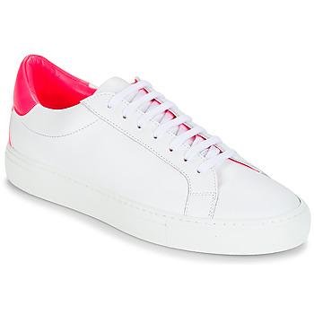 Zapatos Mujer Zapatillas bajas KLOM KEEP Blanco / Rosa