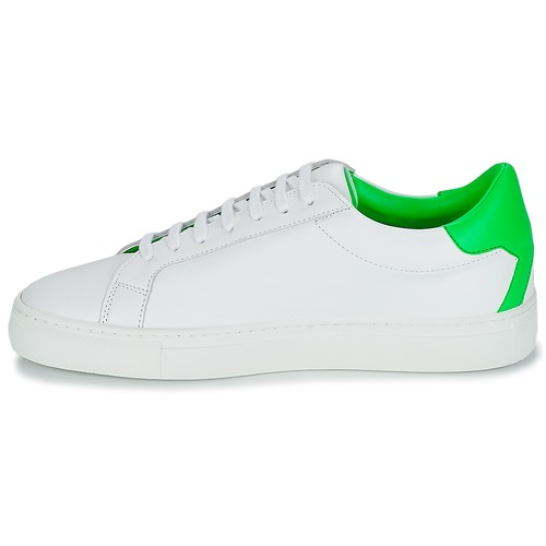Klom BlancoVerde Zapatillas Keep Zapatos Mujer Bajas E2ID9YWeH