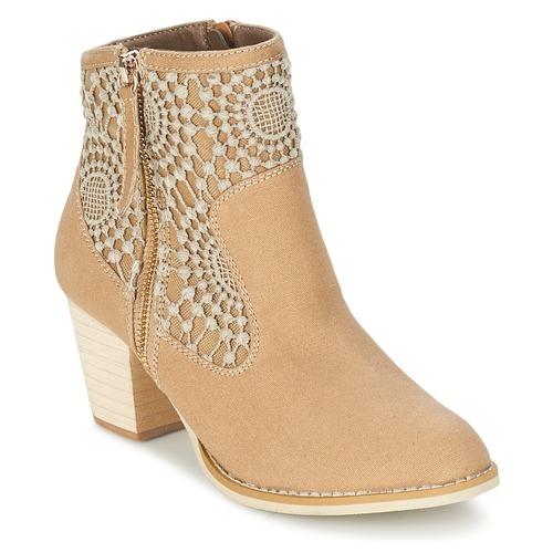 Zapatos Mujer Botines Moony Mood DIROVAL Topotea