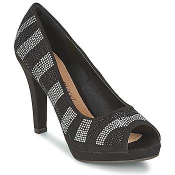 Zapatos Mujer Zapatos de tacón Moony Mood RESERVI Negro