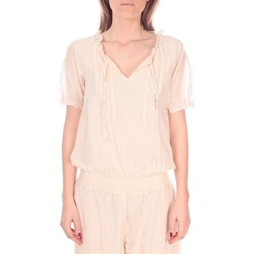 textil Mujer Tops / Blusas Vision De Reve Tunique Kate 7041 Rose Rosa