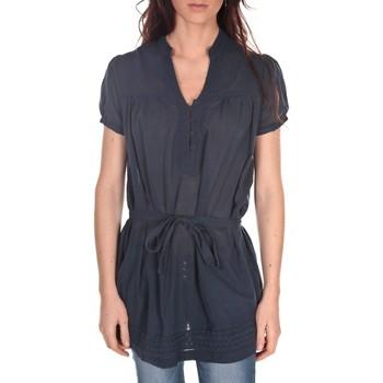 textil Mujer Túnicas Vision De Reve Tunique Claire 7090 Bleu-Marine Azul