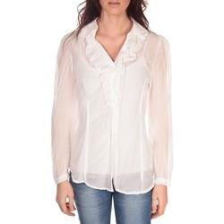 textil Mujer Tops / Blusas Vision De Reve Tunique Lorine 7068 Blanc Blanco
