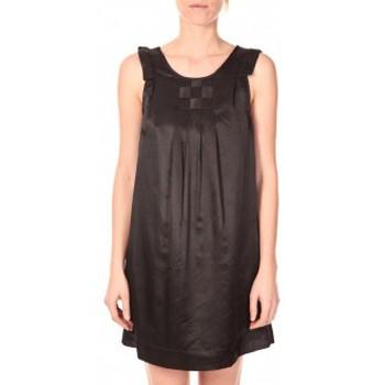 textil Mujer Vestidos cortos Vero Moda Robe Pepper 10049488 Noir Negro
