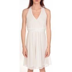 textil Mujer Vestidos cortos Vero Moda robe MIAMI Blanche Blanco