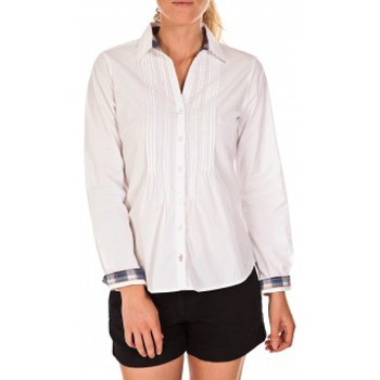 textil Mujer Camisas Tom Tailor Chemise Beatrix Blanche Blanco