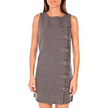 textil Mujer Vestidos cortos Vero Moda Galexion SL Short Dress EA Gris