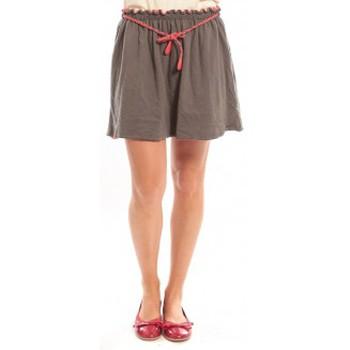 textil Mujer Faldas Blune Jupe Lendemain de Fête JP-01E13 Grise Gris