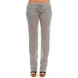 textil Mujer Pantalones de chándal By La Vitrine Pantalon  BLV02 Gris Gris