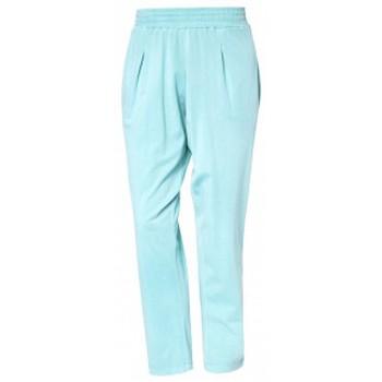 textil Mujer Pantalones So Charlotte Pleats jersey Pant B00-424-00 Vert Verde