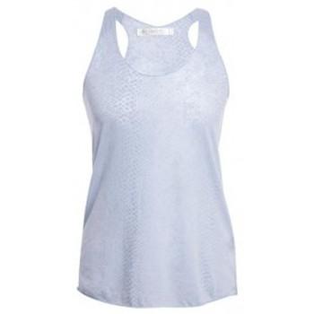 textil Mujer Camisetas sin mangas So Charlotte Oversize tank Top Snake Burnout T53-371-00 Gris Gris