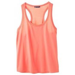 textil Mujer Camisetas sin mangas Petit Bateau Débardeur 32769 34 Rose Rosa