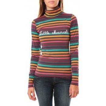 textil Mujer Camisetas manga larga Little Marcel DUNKE 250 Gris