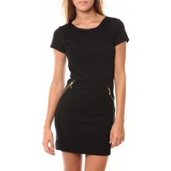 textil Mujer Vestidos cortos Vero Moda Erin SS Mini Dress 98730 Noir Negro