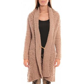 textil Mujer Chaquetas By La Vitrine Veste Julie 33001 Beige Beige