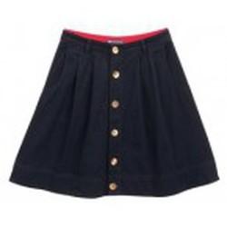 textil Mujer Faldas Petit Bateau Jupe 3436113220 Bleu Azul